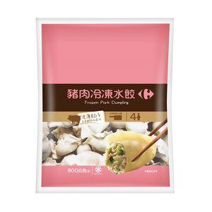 家樂福冷凍豬肉水餃