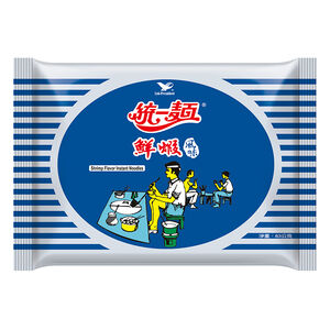 統一鮮蝦麵(包)83g