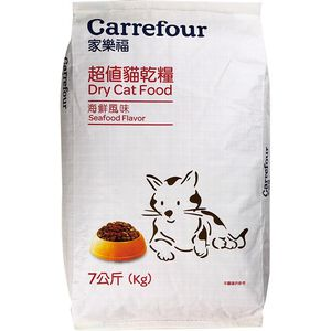D-Dry Cat Food (seafood)7KG