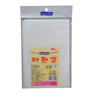 【免洗餐具】耐熱塑膠袋-1斤