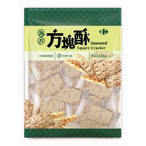 C-Seaweed Square Cracker