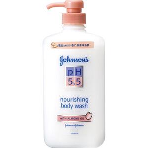 pH5.5 Almond Shower Gel
