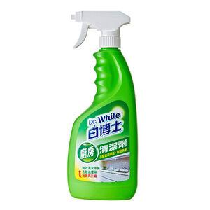 Dr. White spray kitchen cleanser