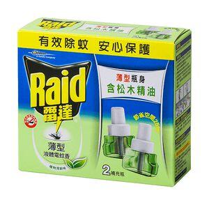 Raid LE Edie SC Refill 41ml*2