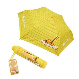 品牌迷你三折傘-顏色隨機出貨