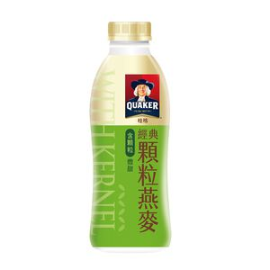 Quaker 100 oats drink with kernel