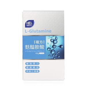 HEL L-glutamine+C