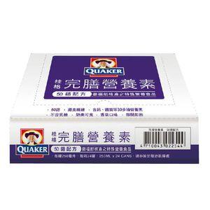 【保健食品】桂格完膳營養素50鉻配方