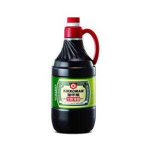 龜甲萬甘醇薄鹽醬油1600ml