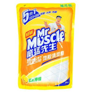 Mr Muscle Floor Refill Lemon