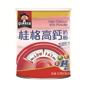 桂格高鈣奶粉-高鐵配方750g