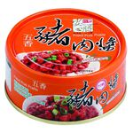 台糖安心豚豬肉醬160g(五香), , large