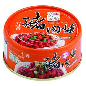 台糖安心豚豬肉醬(五香)160g