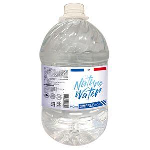 家樂福天然水 6.3L