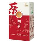 波蜜靠茶初茗紅茶 250ml, , large