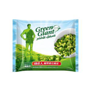Green Giant Frozen Broccoli Florets