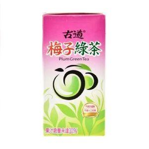 Gudao Plum Green Tea 300ml