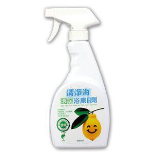 Sea Mild Eco-Friendly Bathroom Cleaner