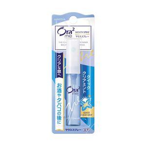 Ora²me 愛樂齒淨澈氣息口香噴劑-酷涼薄菏-6ml