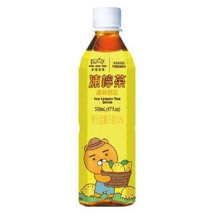 HFT Ice Lemon Tea Drink 500ml