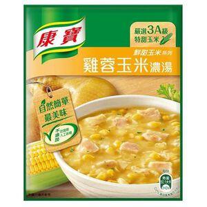 康寶濃湯-雞蓉玉米-54.1g