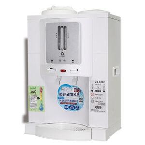 晶工牌JD-3232溫熱全自動開飲機