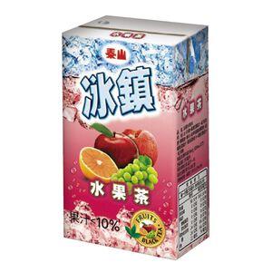 泰山冰鎮水果茶-250ml