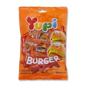 呦皮漢堡QQ糖96g