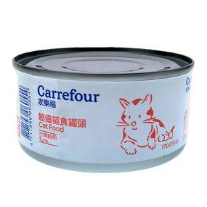家樂福超值水煮鮪魚貓食170gx48