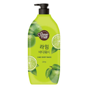 Shower Mate Lime Body Wash