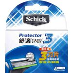 Schick Protector 3 Blade, , large