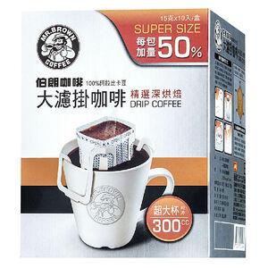 Mr. Brown Big Drip Coffee-Deep Roast