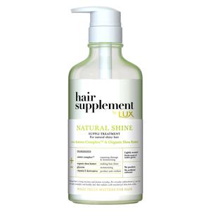 LUX HAIR SPLMNT NATURAL SHINE CD