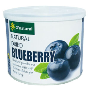 Onatural Natural Dried Blueberry