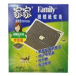 家家線體紙蚊香+燃燒盤, , large