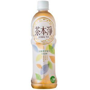 HERBAL TEA Organic Chamomile tea 580ml