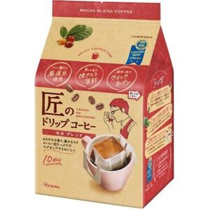 Drip Coffee Mocha Blend 10P