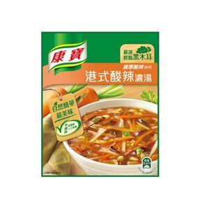 康寶濃湯-港式酸辣-46.6g