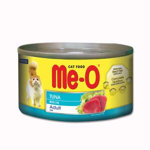 Me-O Cat Canned-tuna Flavour