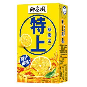 御茶園特上檸檬茶 250ml