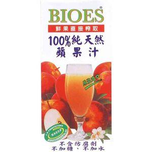 Bioes 100 Pure Pressed Apple Juice