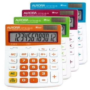 Aurora DT316 計算機-顏色隨機出貨