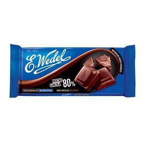 DARK CHOCOLATE 80g