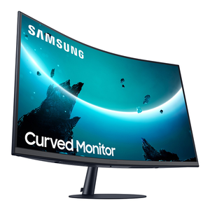 SAMSUNG C32T550FDC  LCD