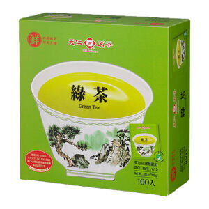 Ten Ren Green Tea Bag