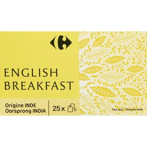 C-English Breakfast Tea