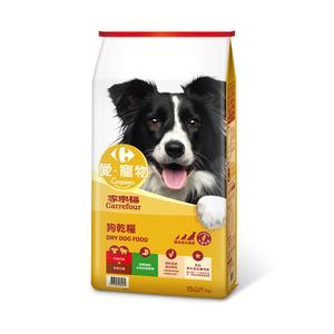 C-Dry dog food (Beef  lamb) 15kg
