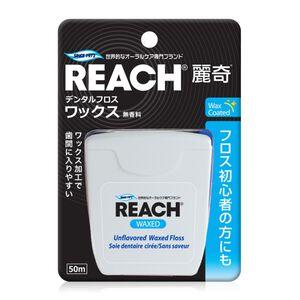 Reach dental Floss waxed X3