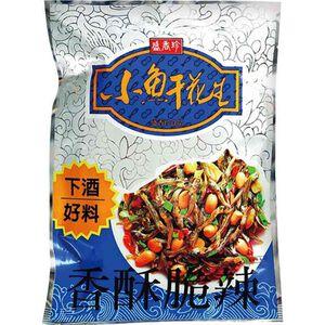 盛香珍小魚干花生-80g