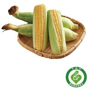 家樂福履歷玉米 2入(每袋約380克)